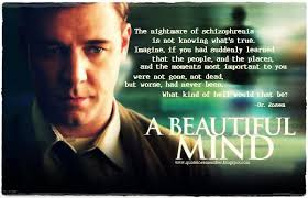 Beautiful Mind Quote