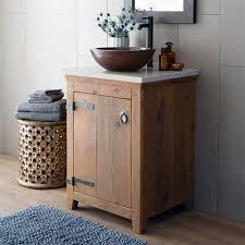 Bathroom Vanity Base Americana Rustic Bathroom Vanity Bases Chestnut Finish Native