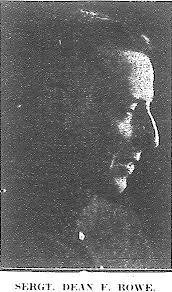 Dean Frederick Rowe