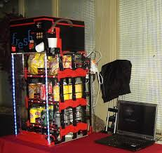Nxt Vending Machine Extraordinary TechnicBRICKs Week TechVideo 48 48 Vending Machine