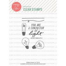 Conductor Of Light Conductor Of Light By Julie Ebersole Essentials By Ellen Clear Stamps