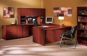 mayline at10l aberdeen u shaped desk with hutch and lateral file u shaped desk with hutch