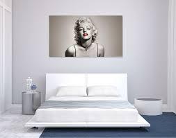 1 Piece Living Room Bedroom Modern Home Art Decoration Marilyn Marilyn Monroe Living Room Decor