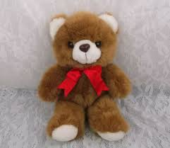 tesco jack valentine bear soft toy