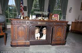 oval office table. Oval Office Furniture. Franklin Delano Roosevelt Had A Panel Added To It Shield His Legs Table H
