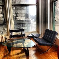 knock off modern furniture. Image Of: Chicago Barcelona Chair Reproduction Living Room Modern With Free In Knock Off Furniture I
