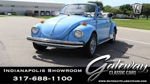 Light Blue Beetle For Sale 1979 Volkswagen Beetle Gateway Classic Cars 1312 Ndy