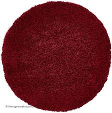 vista red circle rug vista circle rugs round rugs