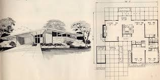 mid century modern house plans. Mid Century Modern House Plans For Sale
