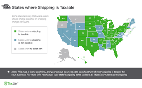 Sales Tax Chart For Missouri Is Shipping Taxable