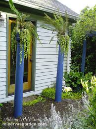 garden columns. Garden Columns A Pinterest Inspired Before And After Tutorial Now You Can Live In Pompei As Well%e2%80%93with Your Glorious R