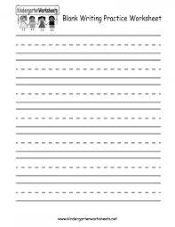 Free Handwriting Worksheets For The Alphabet Kindergarten ...