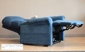 Chairs  Comfortable Theo Power Lift Chair With Interwoven Elastic - Comfortable tv chair