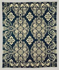 American Quilts and Coverlets | Essay | Heilbrunn Timeline of Art ... & ... Coverlet Coverlet ... Adamdwight.com