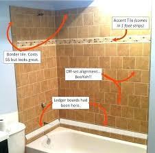 how to install tile shower installing ceramic tile on walls in bathroom how to install tile shower basement bathroom tiled wall installing ceramic tile on