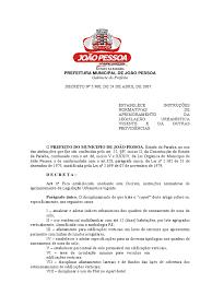 Decreto 5900.2007.pdf | Administração de Terras