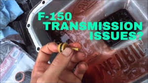 2004 2008 ford f 150 transmission problems service flush dies 2004 2008 ford f 150 transmission problems service flush dies when shifting into gear video