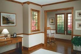 wood chair rail 7 8 in bathroom historicthomaswv