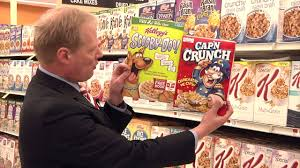 How To Design A Cereal Box Cereal Box Psychology Cornells Brian Wansink Slim By Design