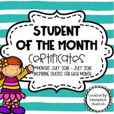 Student Of The Month Quotes Student Of The Month Quotes Magdalene Project Org