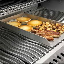 the napoleon pro series stainless steel griddle a handy addition to your outdoor kitchen jpg 555x555