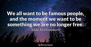 Krishnamurti Quotes Enchanting Jiddu Krishnamurti Quotes BrainyQuote
