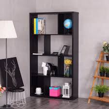 home office bookshelf. Giantex Modern Bookshelf Studio Display Stand Home Office Multipurpose  Study Bookcase Living Room Storage Rack Home Office Bookshelf W
