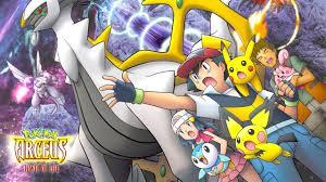 Pokémon the Movie 12 Arceus and the Jewel of Life English Sub trong 2020