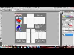 How To Make A Roblox Shirt On Paint Net How To Make A Roblox Shirt With Paint Net Elim