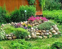 Rock Garden Design Ideas Unique Rock Garden Flowers Thumb Of Small Pictures Vueanalytics