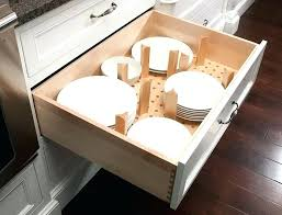 practical kitchen drawer organization ideas cutlery organizer