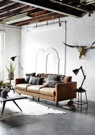 choosing rustic living room. For A Classic Look That Never Gets Old, Choose Leather Sofa In Rustic Tan. We\u2026 Choosing Living Room I