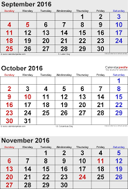 Calendars For June And July 2015 November 2016 Calendars For Word Excel Pdf