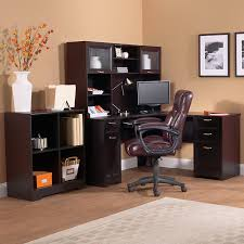 picture of realspace magellan collection l shaped desk 60 wide x 60
