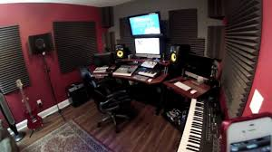 how to turn any room into a recording studio home interior design ideas