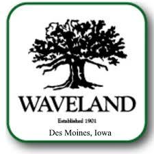 Image result for waveland golf course logo