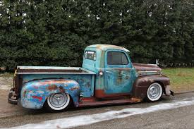 1951 ford truck with green engine - Google Search | My 54 ...
