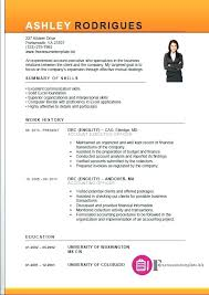 Sample Resume Account Executive Chef Resume Example Format For Fresh Graduates Voluntary Action