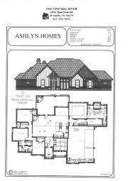 homes plans in johnson county tx