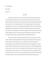 ethnography draft example cis composition ms johnson the 9 pages ethnography zero draft example