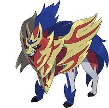 Legendary Pokémon Zacian and Zamazenta | Official Website | Pokémon Sword  and Pokémon Shield | Pokémon rpg, Pokemon lendario, Evolução pokemon