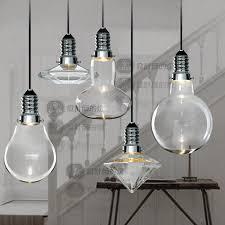 modern designer lighting. LED 3W Modern Creative Glass Pendant Lights Crystal Lamp For Bar Dining Room Designer Lighting Fixture 5pcs/lot PL205 I