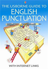 English Punctuation At Usborne Books At Home Organisers