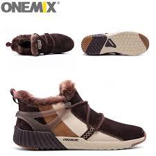 <b>onemix</b> New <b>Waterproof Snow</b> Boots Women Sneaker Men Trainers ...