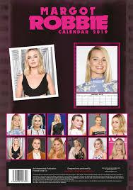Margot Robbie - Wandkalender