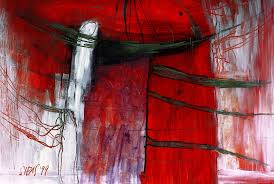 contemporary abstract painting 25