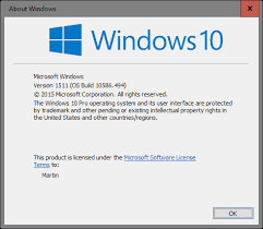 What Version Of Windows 10 Do I Have Find Out Which Version Of Windows 10 Is Installed Ghacks