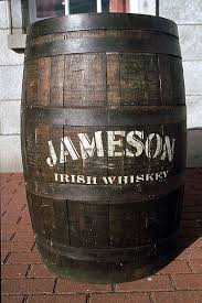 jameson barrel jameson whiskey gifts jameson whiskey merchandise personalised