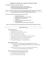 Write Mla Research Paper