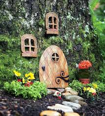 fairy garden tree stump gnome door fairy garden using tree stump fairy garden tree